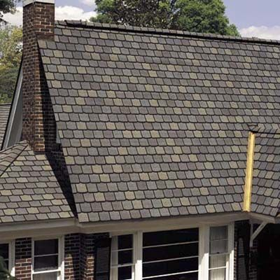 Faux Slate Roofing - Slate Roofing - Glastonbury, Connecticut