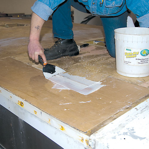 Get Rv Roof Sealant Services In Myrtle Beach, South Carolina