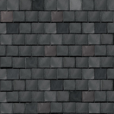 Simulated Slate Roofing